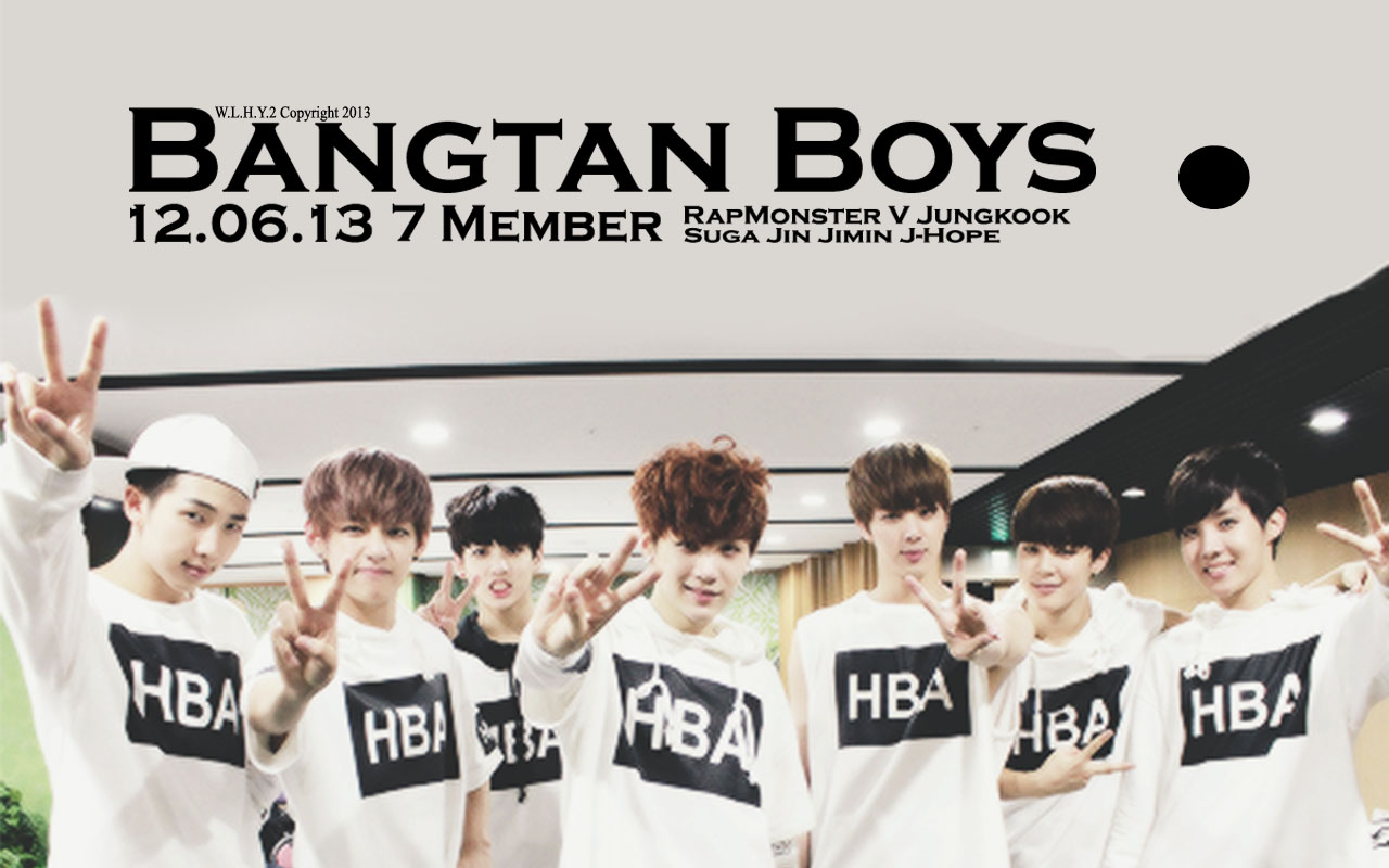 BTS images ♥ Bangtan Boys!~ ♥ HD wallpaper and background photos