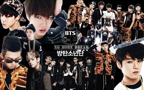 BTS wallpaper entitled ♥ Bangtan Boys!~ ♥