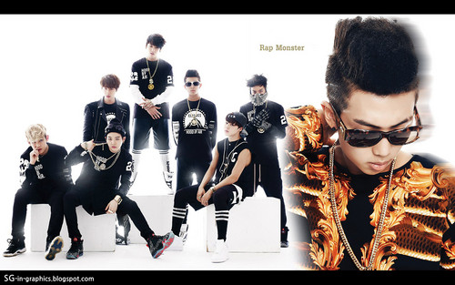 Bangtan Boys wallpaper entitled ♥ Bangtan Boys!~ ♥