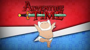 adventure time w/ baby finn