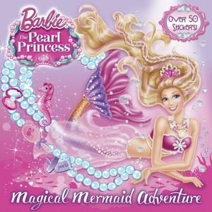 바비 인형 The Pearl Princess 책