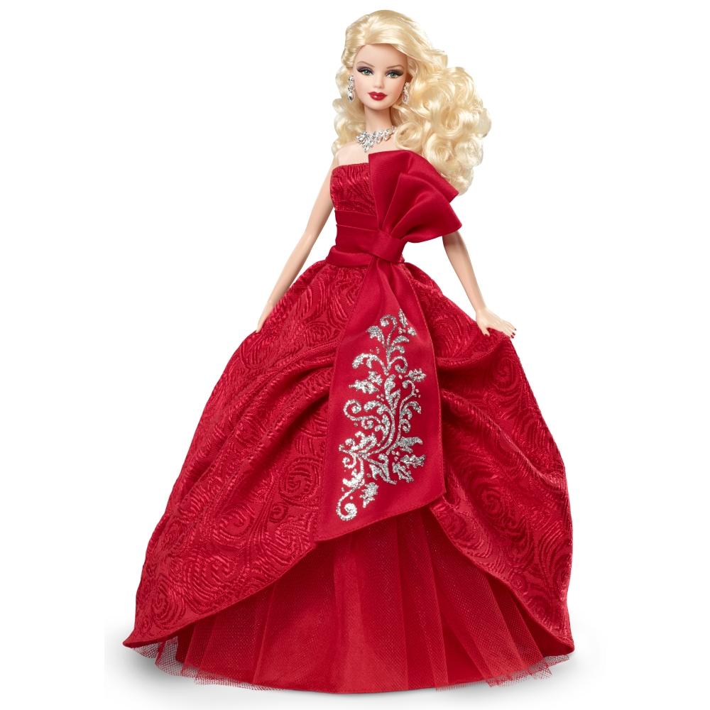 1988 Christmas Barbie Value