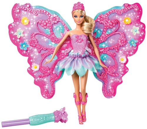 Barbie achtergrond entitled angel radcliffe