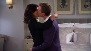 Barney and Robin