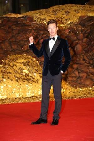 Benedict Cumberbatch - The Hobbit European Premiere
