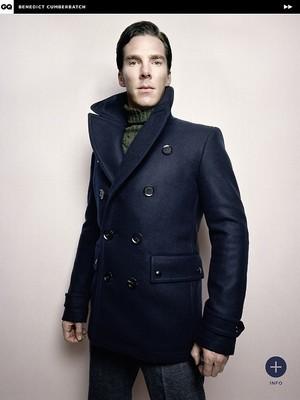 Benedict - GQ Magazine