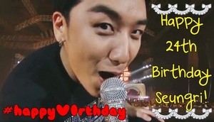 Happy Vi-Birthday Seungri