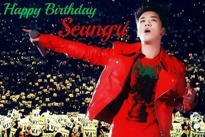 Happy Vi-Birthday Seungri