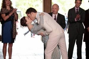 Wedding halik