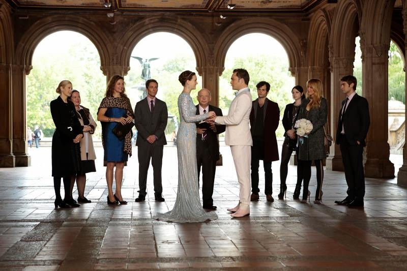Chuck and Blair Wedding