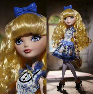 Blondie Lockes Doll!