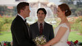 Bones/Booth Wedding - booth-and-bones photo