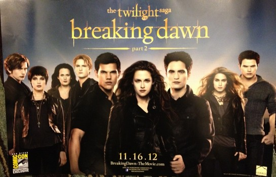 breaking dawn part 2 The astonishing conclusion to the series, the twilight saga: breaking dawn, part 2, illuminates the secrets and mysteries of this spellbinding romantic epic that has.