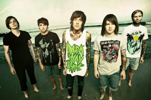 Bring Me The Horizon wallpaper called bring me the horizon <33333