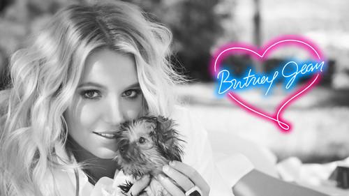 ब्रिट्नी स्पीयर्स वॉलपेपर called Britney Jean