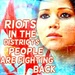 Katniss Everdeen - catching-fire icon
