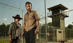 Rick and Carl Season 3 TWD