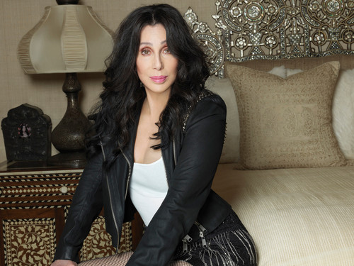 Cher দেওয়ালপত্র probably containing a well dressed person, a hip boot, and tights titled Cher - Closer To The Truth