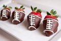 NFL tonight - chocolate photo