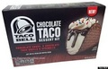 Toco bell delight  - chocolate photo