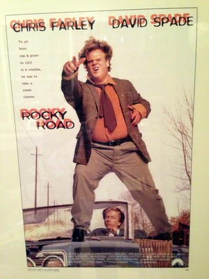old tommy boy poster