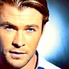 Chris Hemsworth photo containing a portrait titled Chris Hemsworth