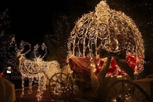 Santa's sleigh ~ *