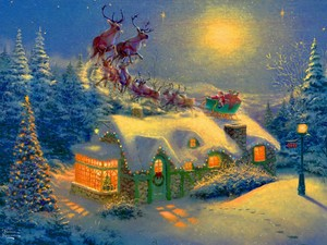 Christmas پیپر وال