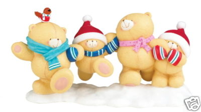 Christmas wallpaper titled Forever Friends - Christmas