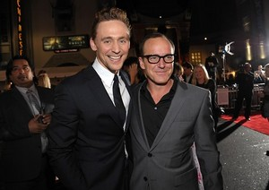 Clark and Tom - Thor: The Dark World Premiere