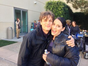 Paget and Matthew // Filming Epi 200