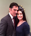 Thomas and Paget // Epi 200 - criminal-minds photo