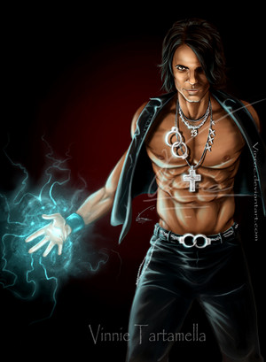 Deviant Art Criss Angel