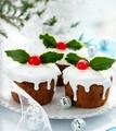 Christmas Cupcakes - cupcakes photo