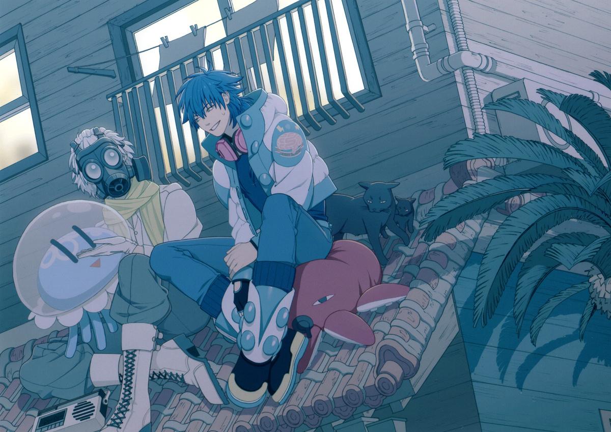 DRAMAtical Murder Wallpaper #1703929 - Zerochan Anime