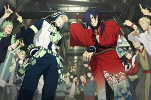 Noiz and Koujaku Chaos