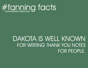 dakota facts