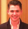 Damian McGinty photo with a business suit, a suit, and a judge advocate called Damian (Icon)