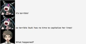 Ibuki and Hinata