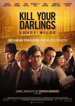 Kill Your Darlings German poster!! (Fb.com/DanieljacobRadcliffeFanClub)