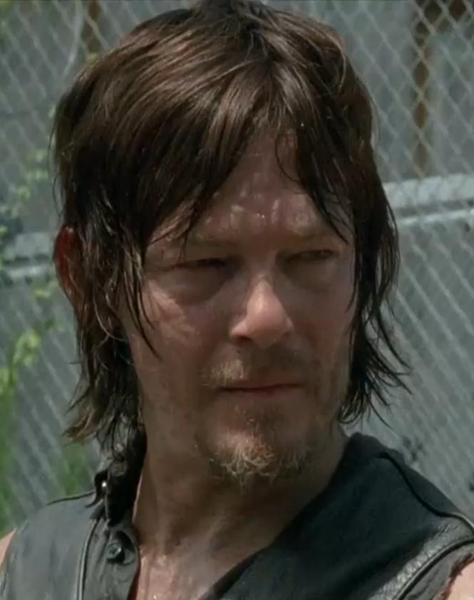 Daryl in 4X8 Too Far Gone  Daryl Dixon Photo (36225095 - Guy Hairstyle