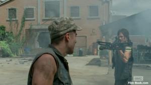 Daryl in 4X8 Too Far Gone