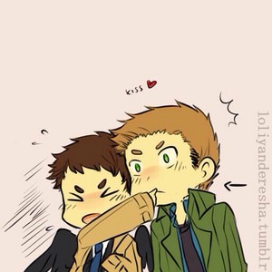 Dean and Castiel ♡ (5)