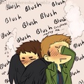 Dean and Castiel ♡ (6)