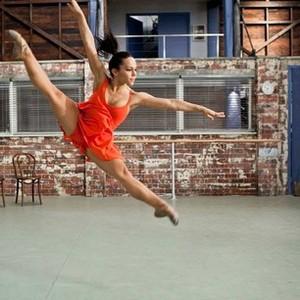 Dena filming dance academy