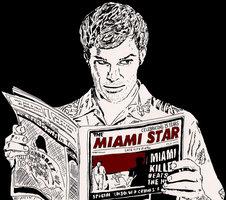 Dexter fanart