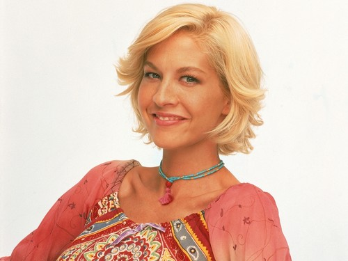 Dharma & Greg wallpaper probably with a blouse and a chemise entitled   Dharma