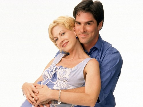 Dharma & Greg wallpaper containing a portrait titled Dharma