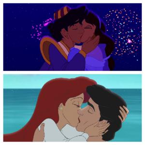 Disney-Paare