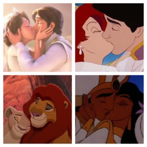 couples Disney